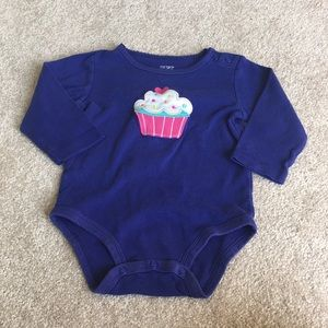 Carter's Bodysuit 6-12